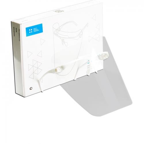 Экран защитный НАБОР *Целит* -рамка+5экр., купить в Москве все стоматологические расходные материалы для стоматологии по низкой цене с бесплатной доставкой.