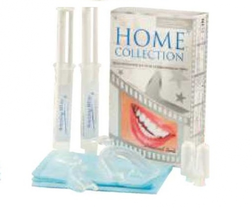 Amazing White Home Collection Hollywood Smile-набор в каппах домашнее отбеливание